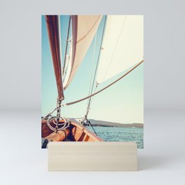 Setting Course x Nautical Art Mini Art Print
