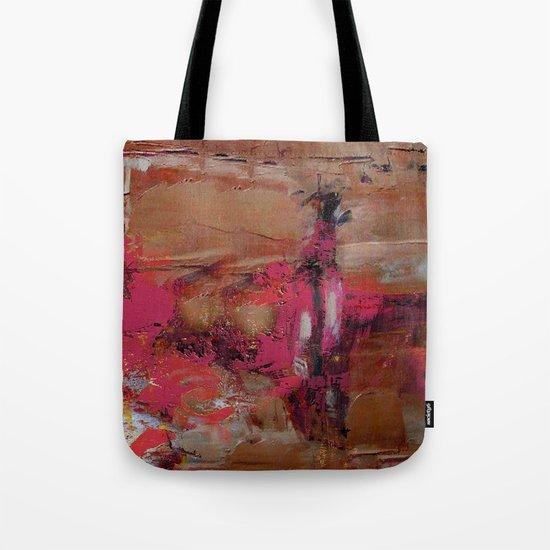 Mud Wall Tote Bag