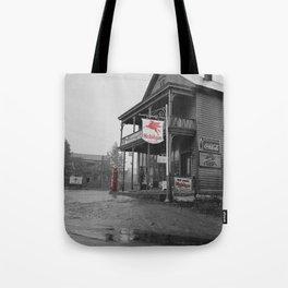 Mobilgas Tote Bag