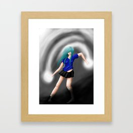 Magical Powers Framed Art Print