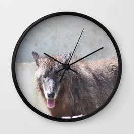 All Wet Wall Clock