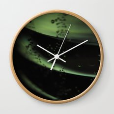 a look through the glass (2) Wall Clock