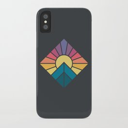 Sun it Rises iPhone Case