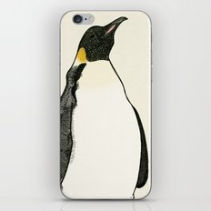 Emperor Penguin iPhone & iPod Skin