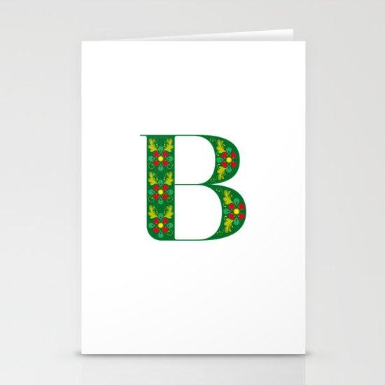 B - Amarilis Stationery Cards