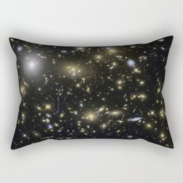 Galaxy Cluster MACSJ0717.5+3745 Rectangular Pillow