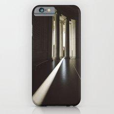Sunbeams at the Jefferson Memorial in Washington DC Slim Case iPhone 6s