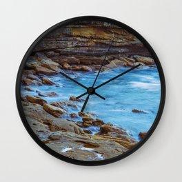 Northern Beaches Wall Clock