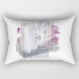 Lover's Touch Rectangular Pillow