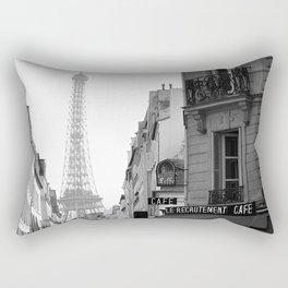 Paris Street Rectangular Pillow
