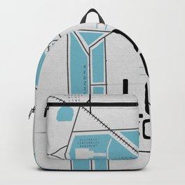 Chicago's Logan Square Backpack