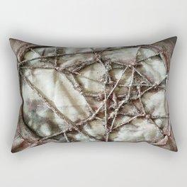 Woven Threads . Dream Catcher Rectangular Pillow