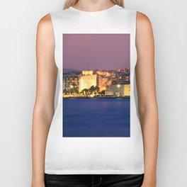 Thessaloniki Nights Biker Tank