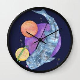 Space Blub Wall Clock
