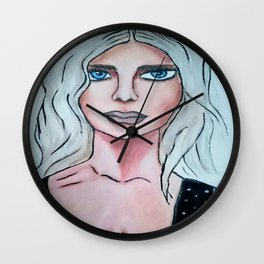 Natalia Wall Clock