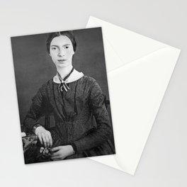 Emily Dickinson Portrait Stationery Cards