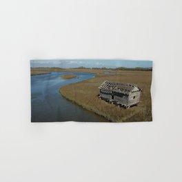 Bald Head Creek Boathouse | Bald Head Island, NC Hand & Bath Towel