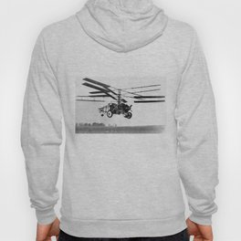Helicopter Invention Hoody