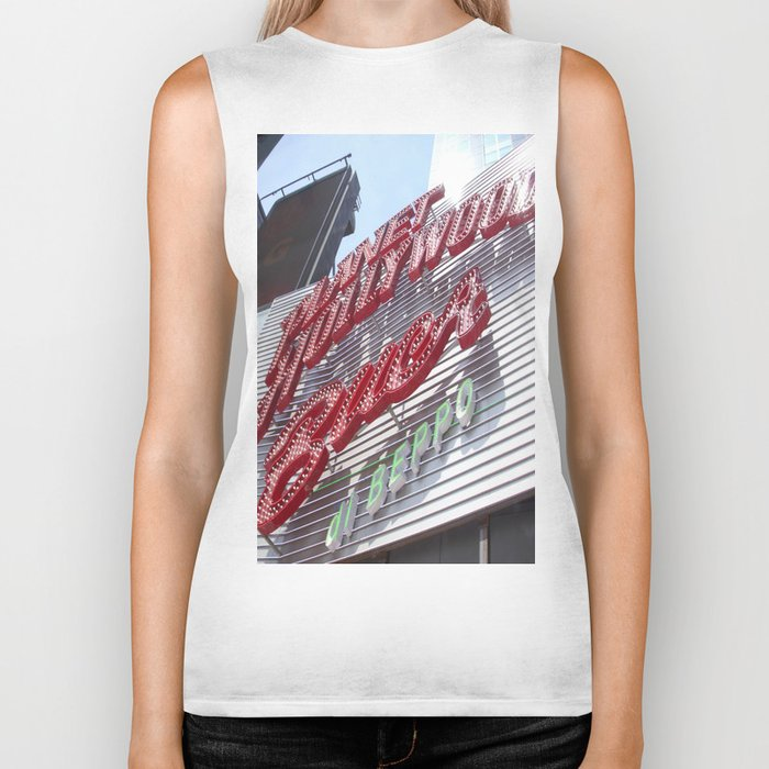Welcome to the Big City Biker Tank