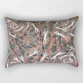 Land_Spirits#7_GeoffSellman Rectangular Pillow