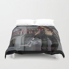 BOE . . . Presenting N'ckshell Slayton Duvet Cover