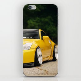 Yellow Fever Z iPhone Skin