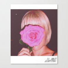 Rosy Canvas Print