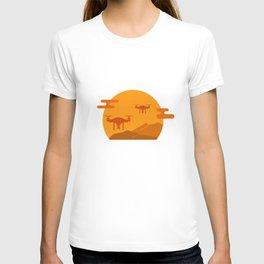 Drone Wars T-shirt