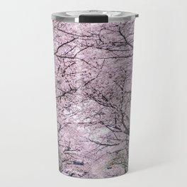 Nihonbashi Sakura Travel Mug