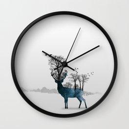 Divine Alliance Wall Clock