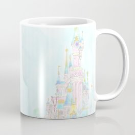 Castle of Sleeping beauty Coffee Mug