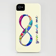 You & Me Infinity Slim Case iPhone (4, 4s)