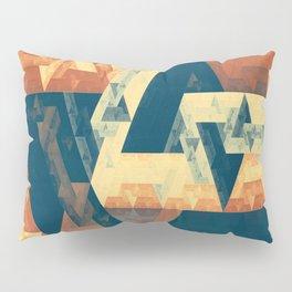 abstract oblivion Pillow Sham