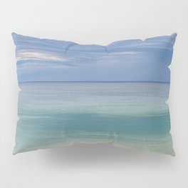 Lake Superior Blues Pillow Sham