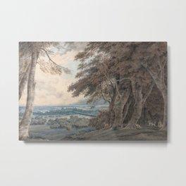 William Turner - Windsor Metal Print