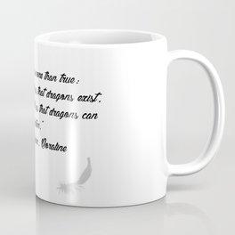 Quote 6 Coffee Mug