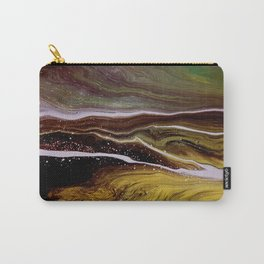 Motions 56, acrylic on canvas Carry-All Pouch
