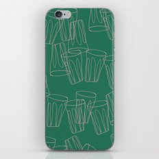 Tumbling Tumblers iPhone Skin