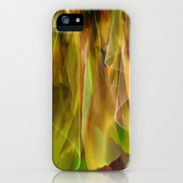 Idea For A Gracious Dress iPhone Case