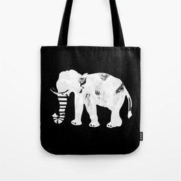 Elephant4 Tote Bag