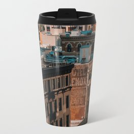 San Francisco architecture Travel Mug