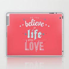 Life after Love Laptop & iPad Skin