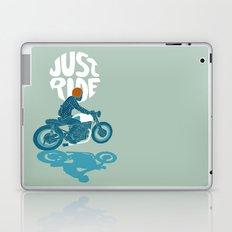 just ride Laptop & iPad Skin