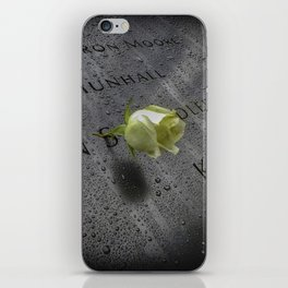 Caring Rose iPhone Skin