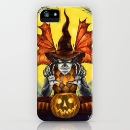 From the Dust to the Grave iPhone Case