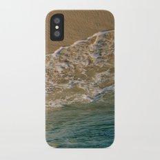 seashore iPhone X Slim Case