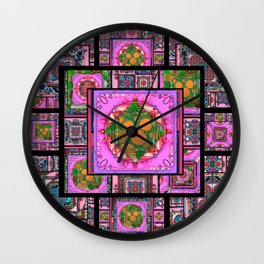 complicated Wall Clock