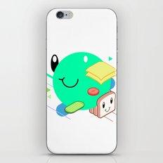 Tasty Visuals - Sandwich Time (No Grid) iPhone & iPod Skin