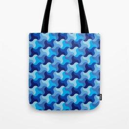 All-Blue Alhambra Tote Bag