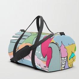 Beach Days Duffle Bag